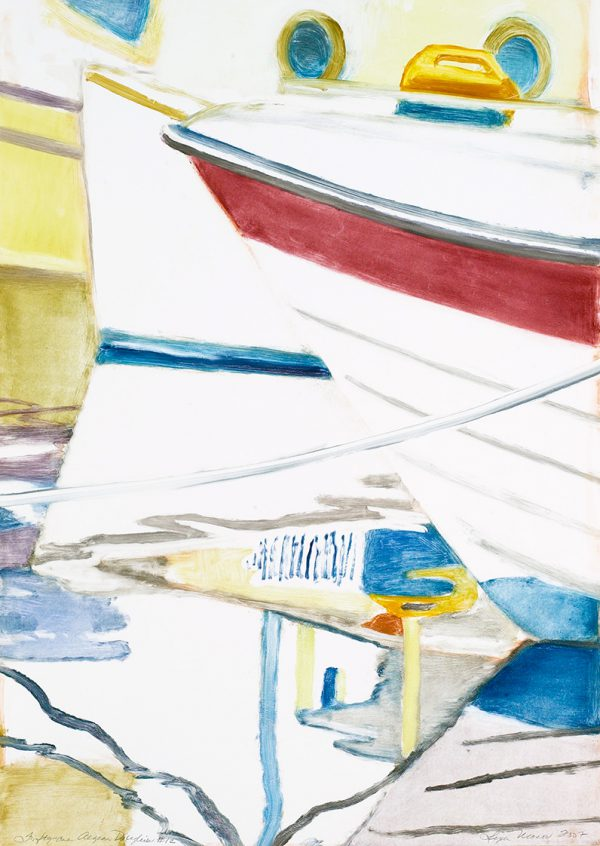 Fifty-one Aegean Dinghies #12