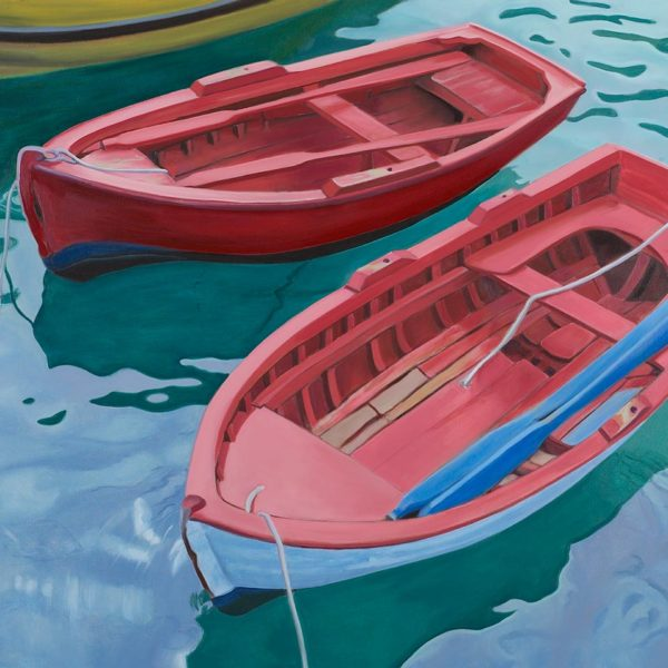 Fifty-one Aegean Dinghies #7