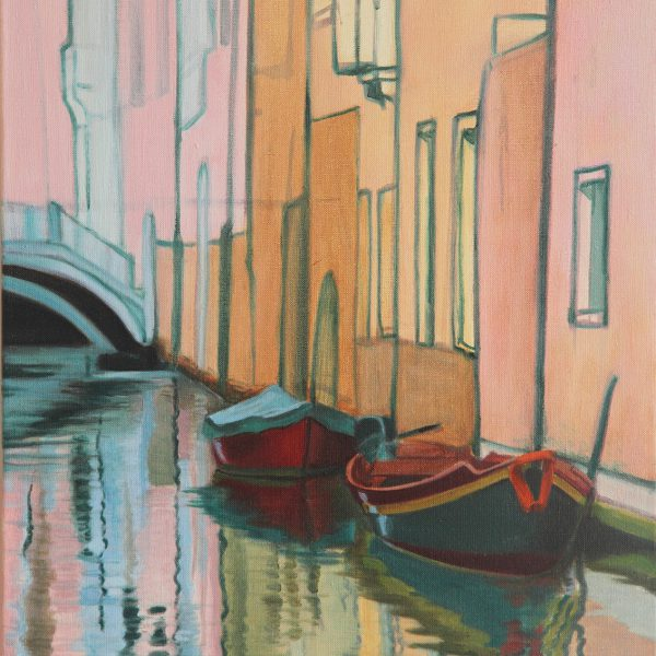 Fifty-one Venetian Dinghies #43