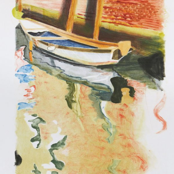 Fifty-one Venetian Dinghies #46