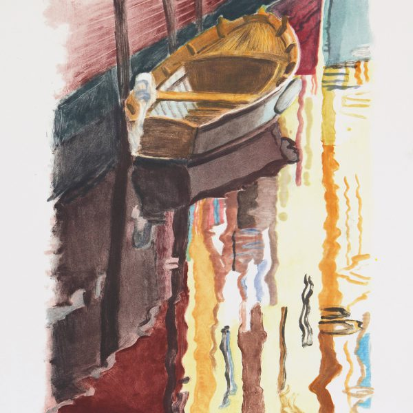 Fifty-one Venetian Dinghies #4
